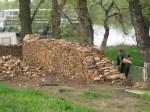 Slaganje drva